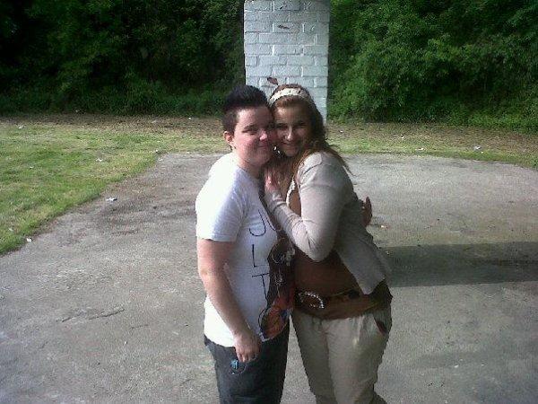 Moi et Une amie exceptionelle