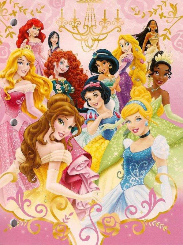 Le monde de Disney