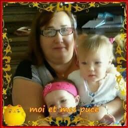 moi et mes petites filles
