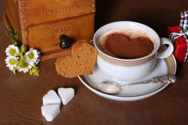 Café [ bonne journée à vous tous :) ]