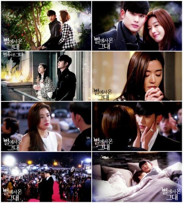 My love from the star ♥ beautiful korean drama