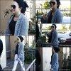 .  02/02/11- Demi, toutDécontracter ,a été aperçu arrivant à son centre à Santa Monica.VIDEO .