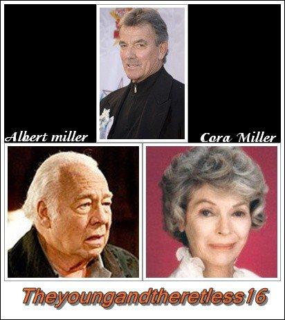 Parents de Victor Newman  # к∂σ ρσΰя ℓεs ƒαŋs #