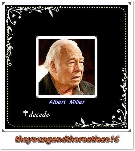 Pere de Victor Newman  ► Albert Miller    # к∂σ ρσΰя ℓεs ƒαŋs #