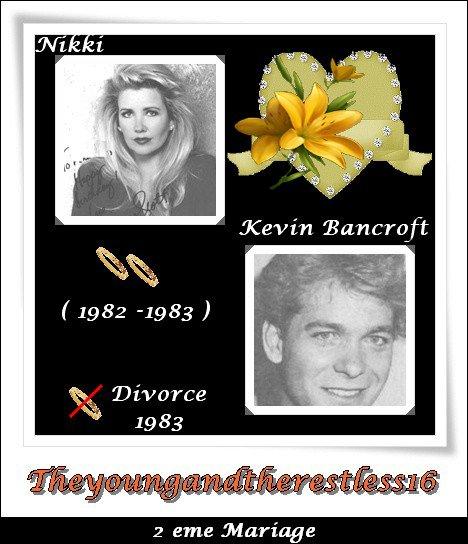 Mariage de Nikki Redd & Kevin Bancroft   # к∂σ ρσΰя ℓεs ƒαŋs #