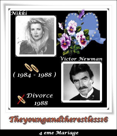 Mariage de Nikki Reed & Victor Newman   # к∂σ ρσΰя ℓεs ƒαŋs #