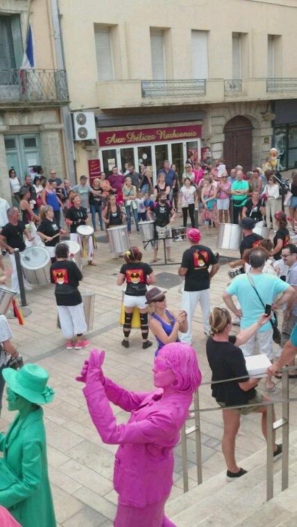 Festival de narbonne barques en scène samedi 25 août 2017