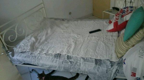 Mon nouveau lit