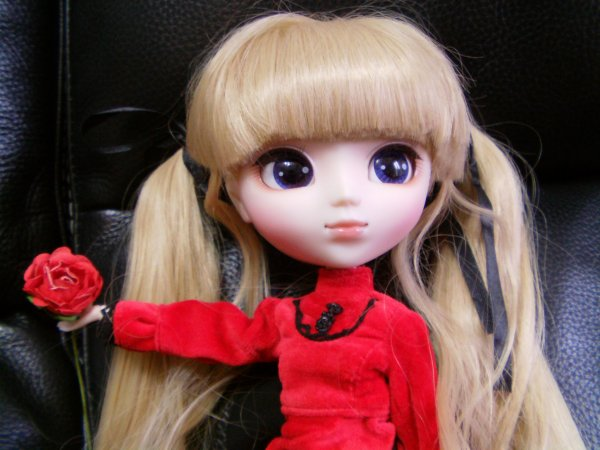 Pullip : New Doll ! : Voici....Shinku ! 2