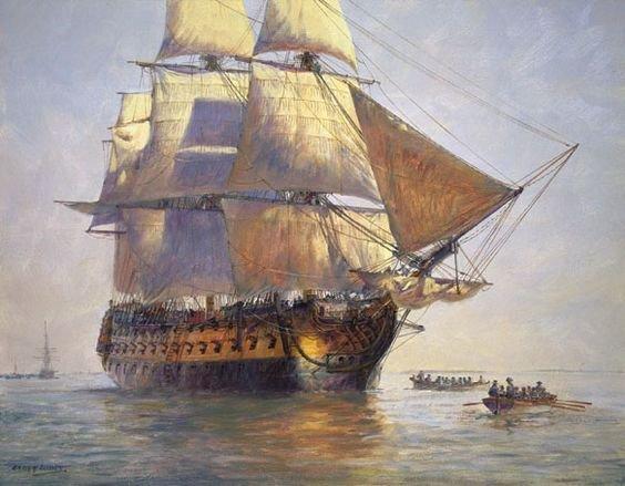 Event 1  : Une croisière en bateau pirate !