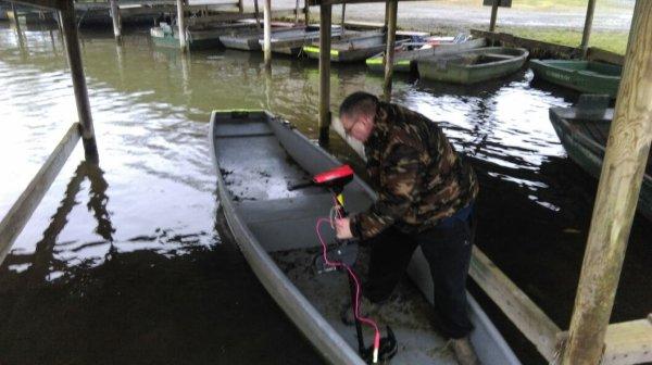 Journée de pêche
