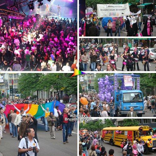 GAY PRIDE EN VUE!!!!!