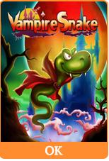 Vampire Snake : la transformation du célèbre serpent