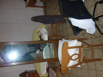 Mini salon à domicile