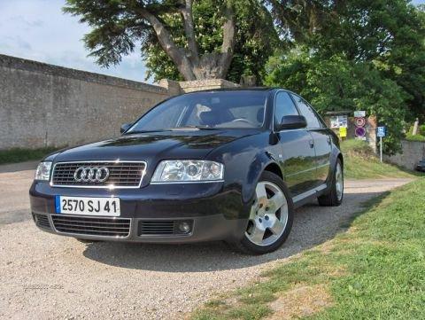 Essai de l'Audi A6 2.7 T Pack Plus Quattro Tiptronic du 31 août 1999