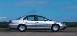 Essai de l'Opel Omega 2.2 16V Elégance du 7 septembre 1999