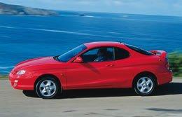 Essai de la Hyundai Coupé 2.0 FX Luxe du 28 septembre 1999