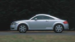 Essai de l'Audi TT Quattro du 26 octobre 1999