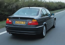 Essai de la BMW 330d Pack du 2 novembre 1999