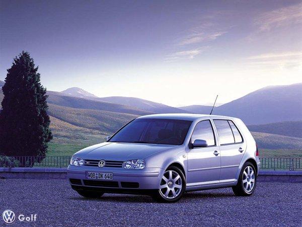 Essai de la Volkswagen Golf V6 4Motion (5p) du 9 novembre 1999