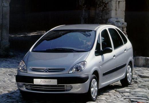 Essai du Citroën Xsara Picasso 1.8i 16v du 23 novembre 1999