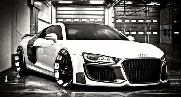 MA VOITURE - AUDI R8 ❤