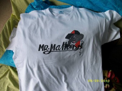 T-shirt Mr.Maltess disponible .20euro