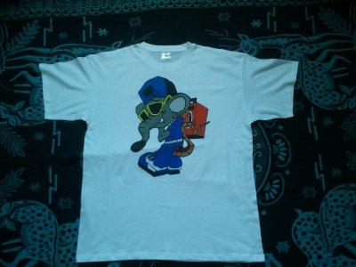 T-shirt Mr.Maltess 10e sur le site :www.mr-maltess.com
