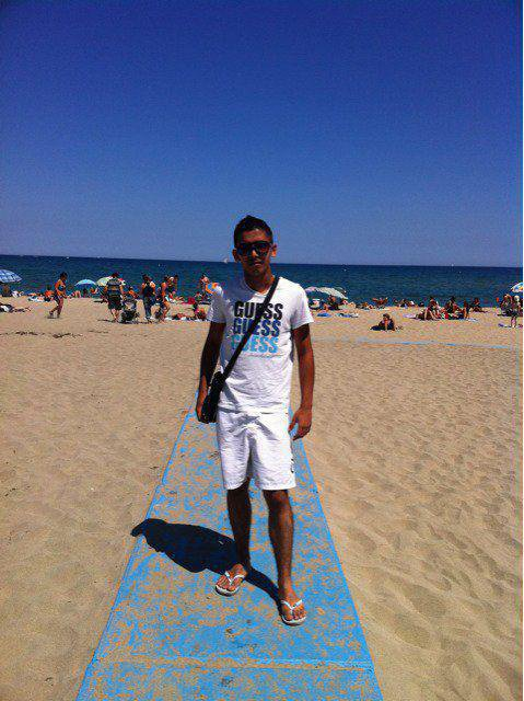 MOI A CANET PLAGE