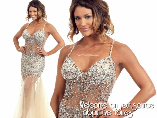 Welcome On Your French Source About The Beautiful Eve Torres
