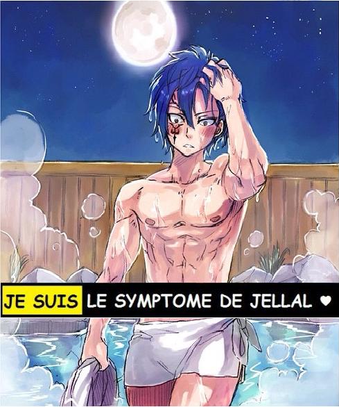 Le symptome de Jellal :)