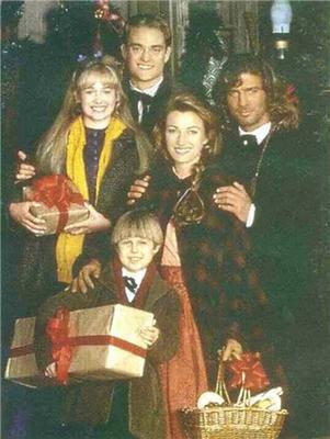 Joyeux Noël de la part de Dr Quinn