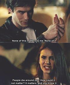 citation de Vampire Diaries