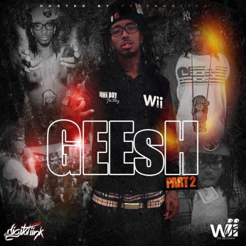 MIXTAPE/VIDEO: John Boy - GEEsH 2/If She Ain't Fuckin