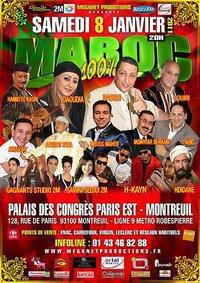 sahra haya avec publique marocaine a paris voiala ma nouvel msn mouad_taounati@hotmail.fr