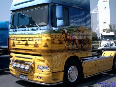 Tres beau camion a mon gout!!