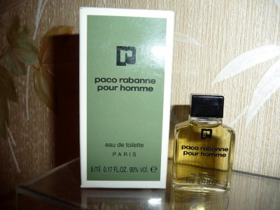 Paco Rabanne pour homme variante