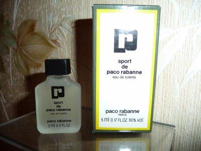 Sport de Paco Rabanne autre version
