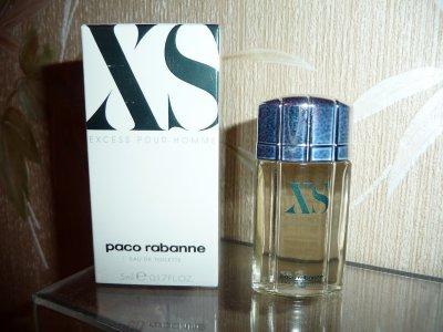 XS pour homme de Paco Rabanne