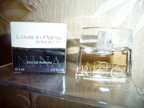 Love in Paris de Nina Ricci