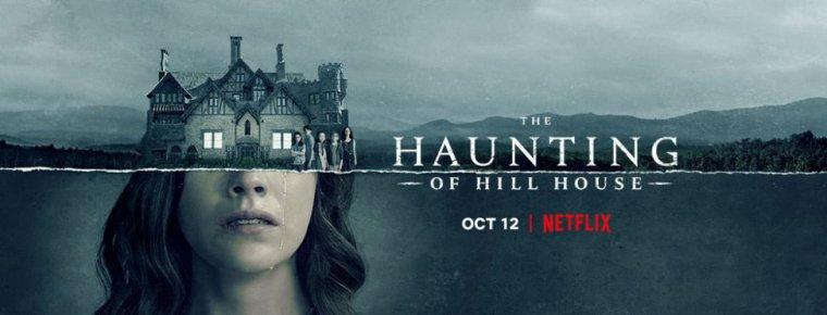 THE HAUNTING OF HILL HOUSE - Série Netflix Saison 1