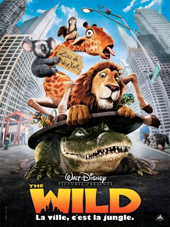 The Wild - Disney