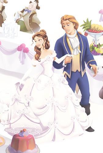 mariage de belle