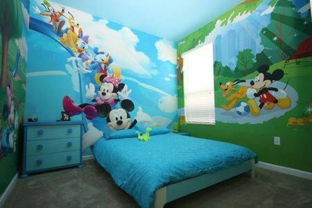 déco Disney