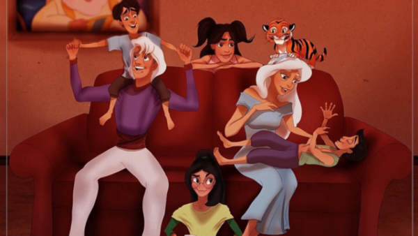 Disney en parent