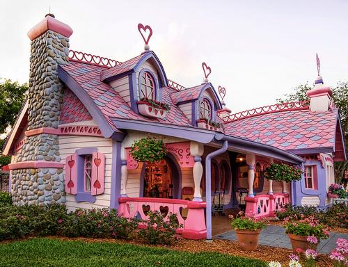 maison de mini dans la vrai vie