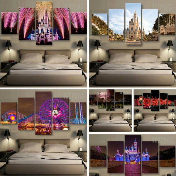 tableaux univers Disney