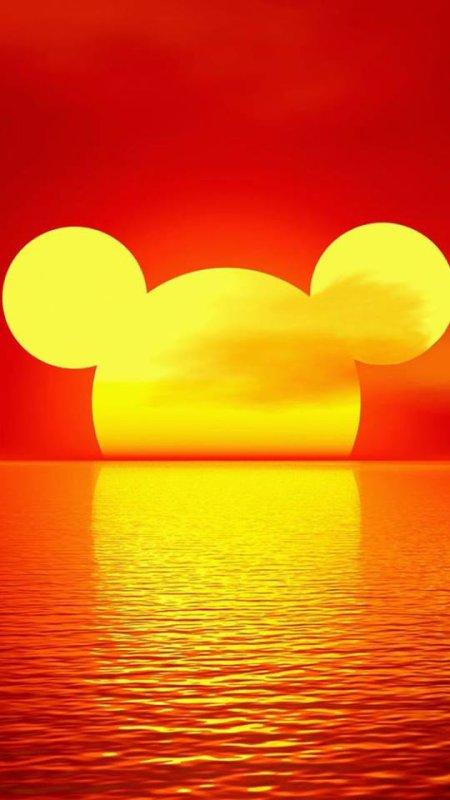 soleil Mickey