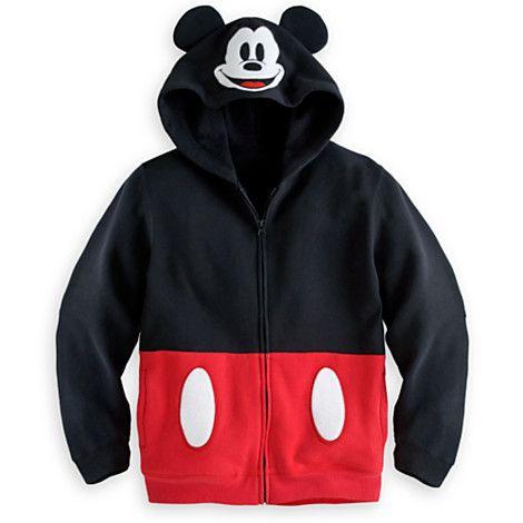 Veste Capuche Mickey souris