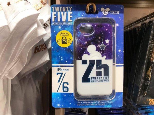 """Nouvelle coque iphone """"25e anniversaire"""""""